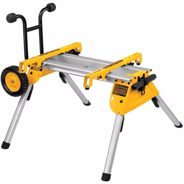Dewalt DW7440RS Review - Is this the right miter saw stand for you?