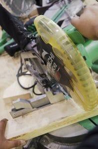 parts review laser